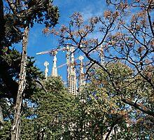 Sagrada Familia by KatrinKirieshka