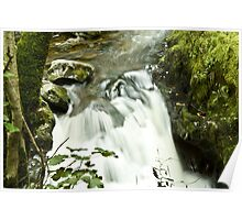 Upstream Aira Force - Ullswater Poster