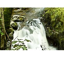 Upstream Aira Force - Ullswater Photographic Print