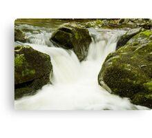 Twin Falls - Aira Force, Ullswater Canvas Print