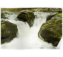 Twin Falls - Aira Force, Ullswater Poster