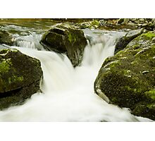 Twin Falls - Aira Force, Ullswater Photographic Print