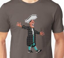 The lovely STAN (Monkey Island 2) Unisex T-Shirt
