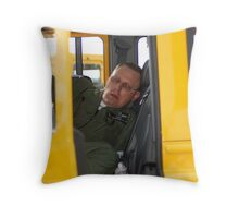 what we do when not flying Throw Pillow