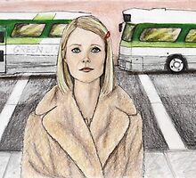 by way of the green line bus by abovepaper