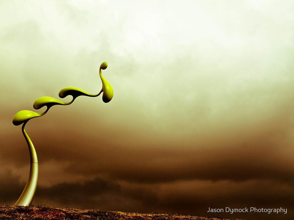 Alien Pods by Jason Dymock Photography