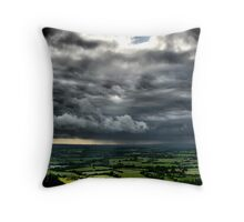 Light burst! Throw Pillow