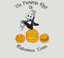 Pumpkin King of Halloween Town Unisex T-Shirt