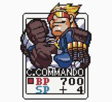 Captain Commando One Piece - Long Sleeve