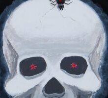 Rick Eddie Bones Sticker