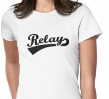 Relay Womens Fitted T-Shirt