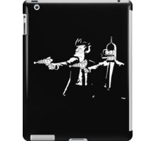 Bender & Fry Pulp Fiction iPad Case/Skin