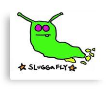 SluggaFly Canvas Print