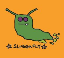 SluggaFly color by Ollie Brock