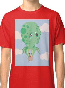 Today Sir, we travel by Octopus! Classic T-Shirt