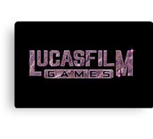 Lucasfilm logo! Canvas Print