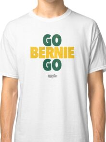 Go Bernie Go! Type Classic T-Shirt