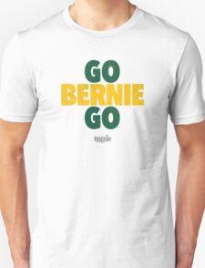 Go Bernie Go! Type Unisex T-Shirt