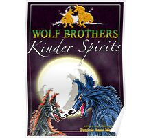 The Wolf Brothers Poster