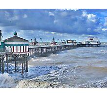 North Pier -Blackpool  Photographic Print