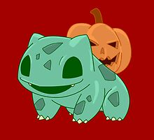 Halloween Grass Starter by Obzsidan