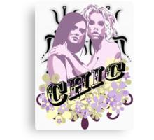 Chic! Canvas Print