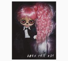 Lady Gaga Born This Way Kids Tee