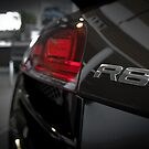 Audi R8 Model Badge by AndrewBerry