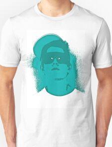 Custom Graphic Face T-Shirt  T-Shirt