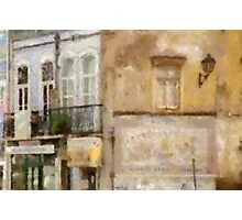 Lisbon Wall Photographic Print