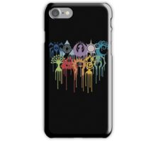 Magic the Gathering: Graphic Guilds iPhone Case/Skin