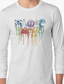 Magic the Gathering: Graphic Guilds Long Sleeve T-Shirt