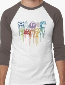 Magic the Gathering: Graphic Guilds Men's Baseball ¾ T-Shirt