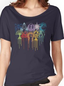 Magic the Gathering: Graphic Guilds Women's Relaxed Fit T-Shirt