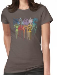 Graphic Guilds Womens Fitted T-Shirt