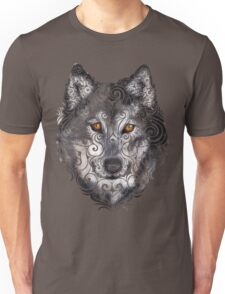 Swirly Wolf T-Shirt