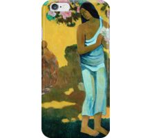 Paul Gauguin - The Month of Mary iPhone Case/Skin