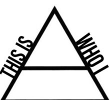 Thirty Seconds to Mars (The Kill) Sticker