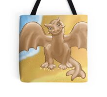"""Dumb Dragon""?! Tote Bag"
