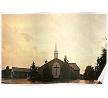 Faith Baptist Church Poster