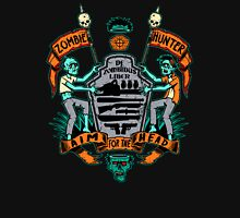Zombie Hunters Coat of Arms Unisex T-Shirt