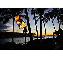 Hawaiian Nights Photographic Print