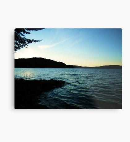 Lac La Blanche, Quebec Metal Print