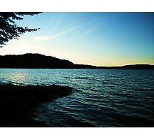 Lac La Blanche, Quebec Photographic Print