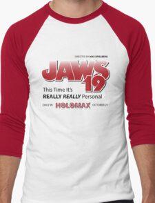 Jaws 19 - Back to the Future Men's Baseball ¾ T-Shirt