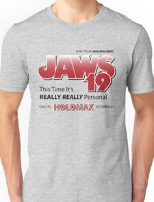 Jaws 19 - Back to the Future Unisex T-Shirt