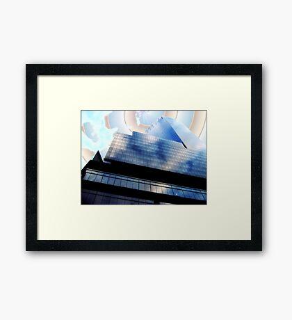 The Secret Framed Print