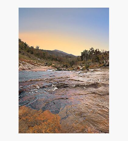 Beraking Brook - Western Australia  Photographic Print