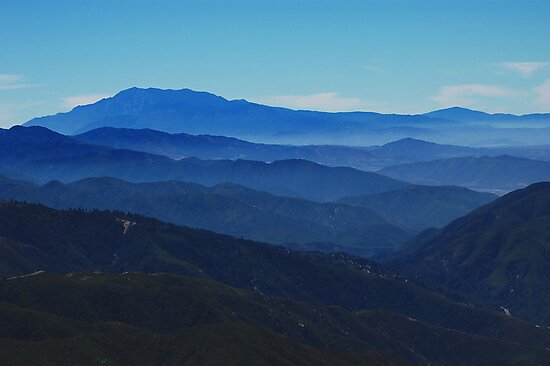 Mountaintop Blues by photojeanic