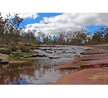 Beraking Brook - Western Australia Photographic Print